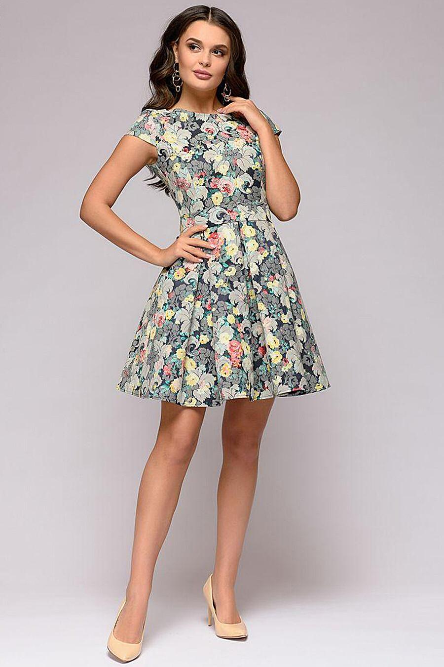 Платье 1001 DRESS (136708), купить в Optmoyo.ru