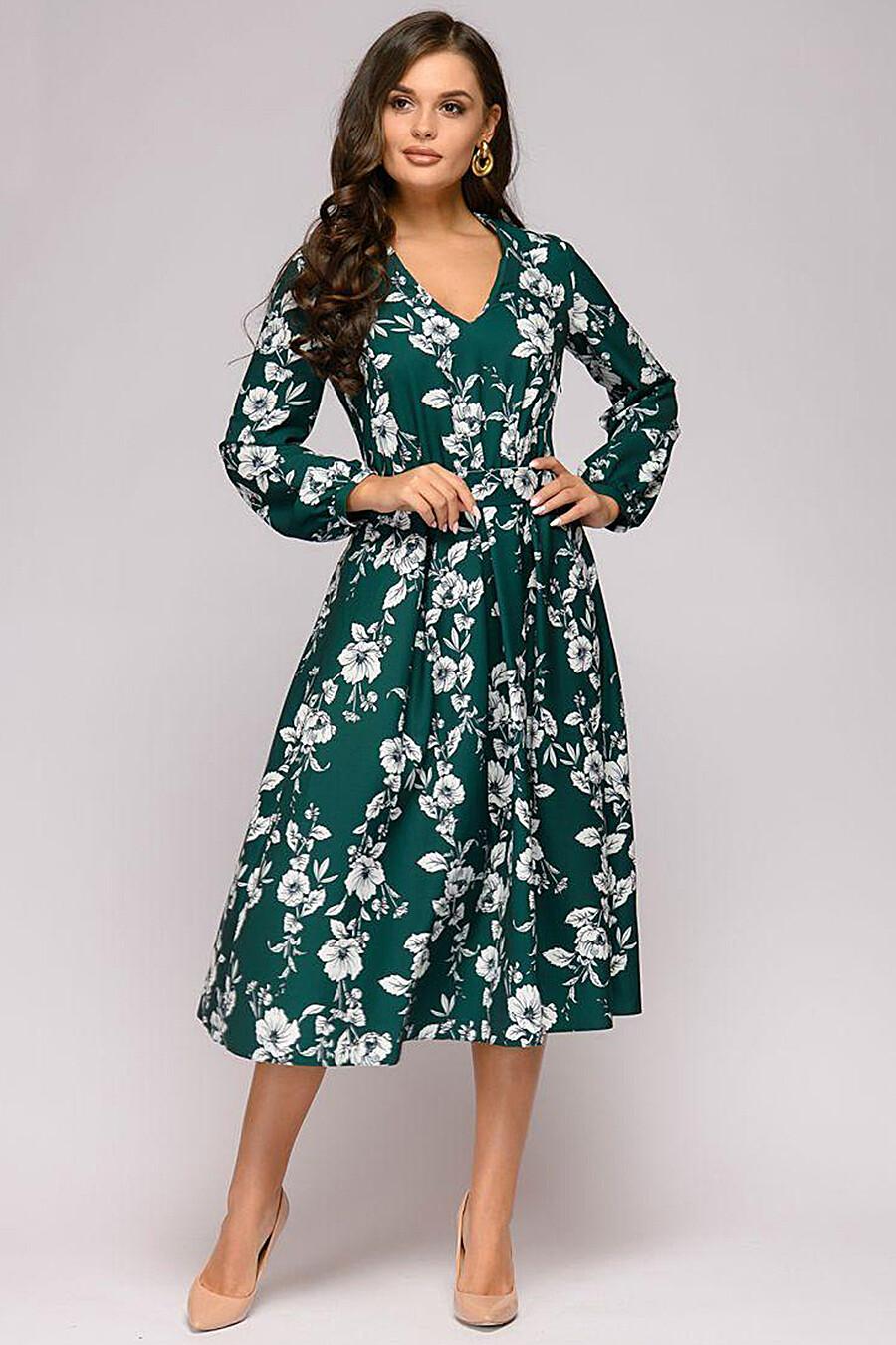 Платье 1001 DRESS (136852), купить в Optmoyo.ru