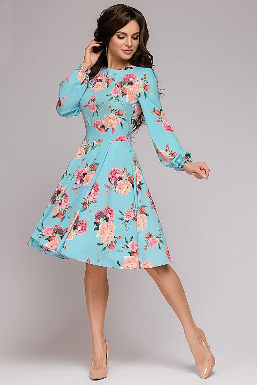 Платье 1001 DRESS (140002), купить в Optmoyo.ru