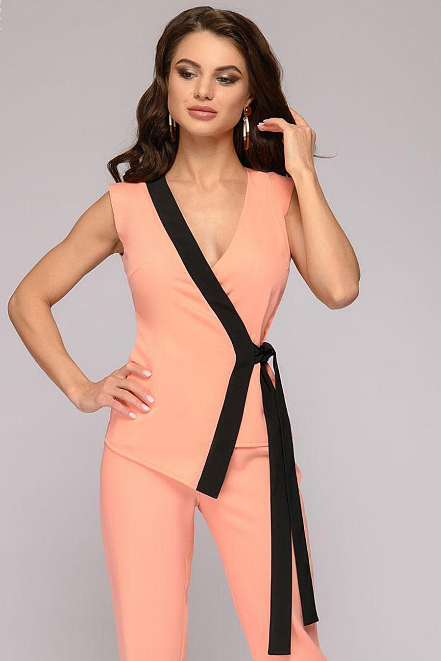 Костюм (Брюки+Жакет) 1001 DRESS (140364), купить в Optmoyo.ru