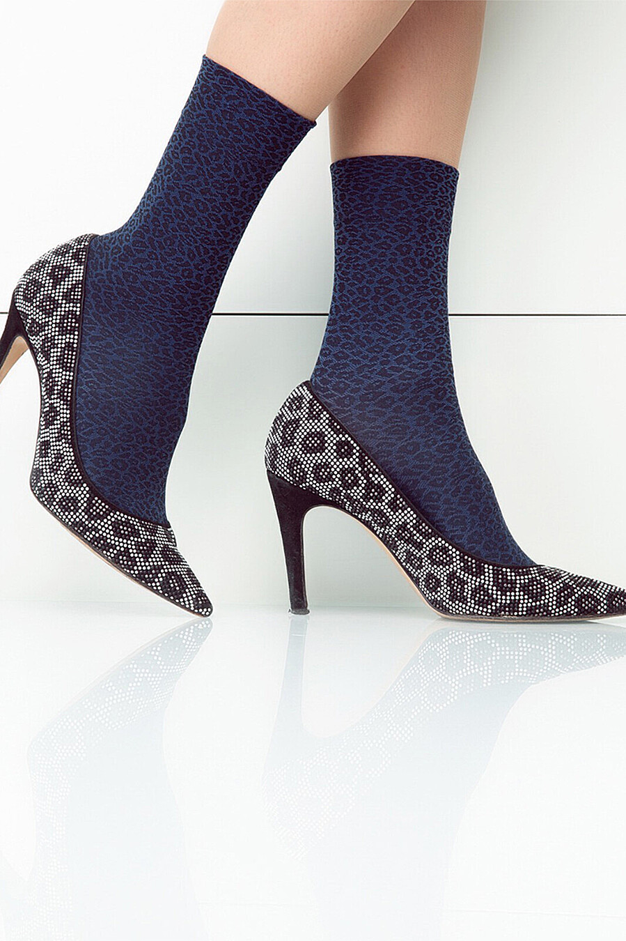 Носки для женщин GIULIA 146083 купить оптом от производителя. Совместная покупка женской одежды в OptMoyo
