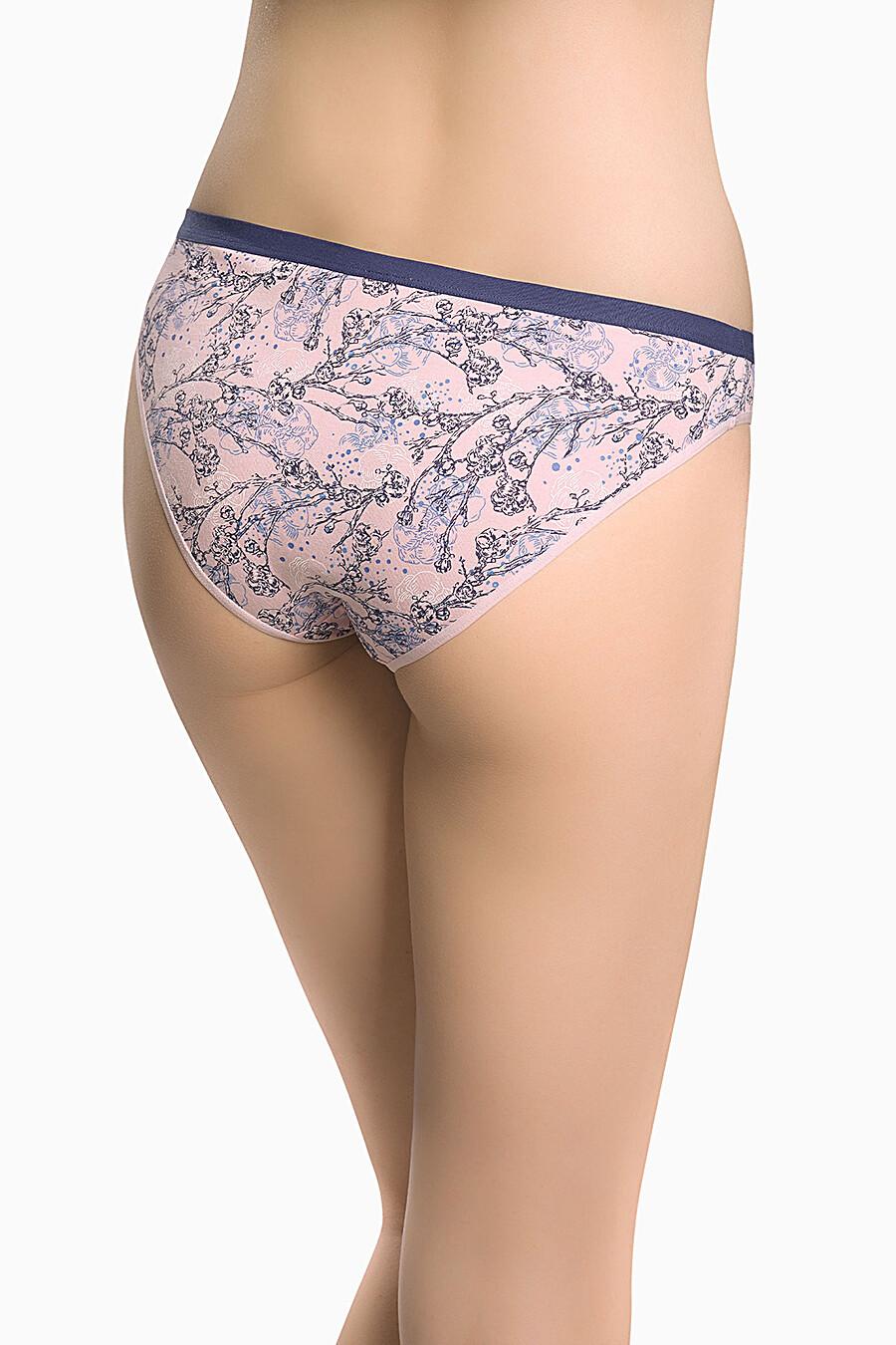 Трусы 3 шт. для женщин PELICAN 146414 купить оптом от производителя. Совместная покупка женской одежды в OptMoyo