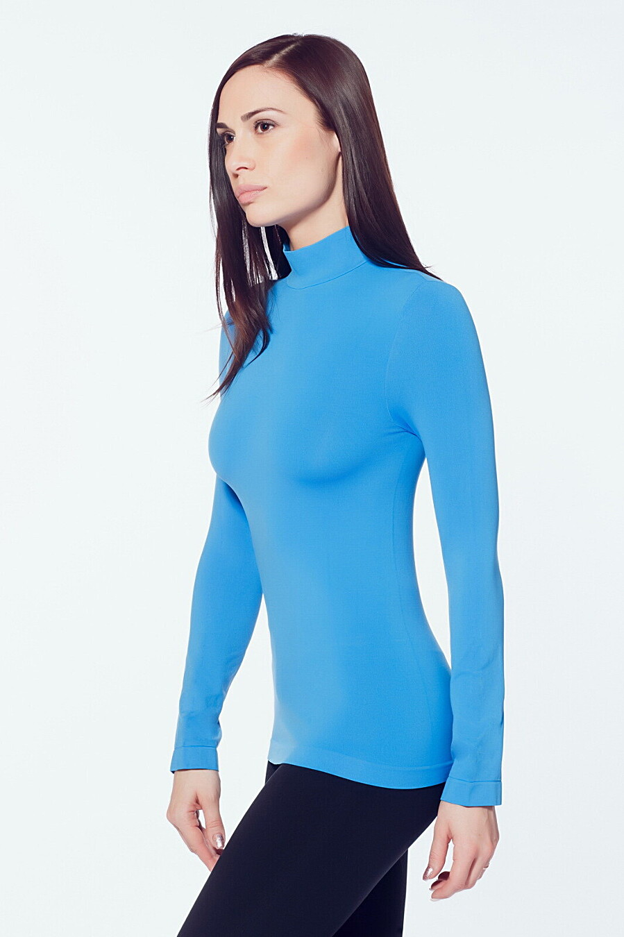 Водолазка для женщин GIULIA 146599 купить оптом от производителя. Совместная покупка женской одежды в OptMoyo