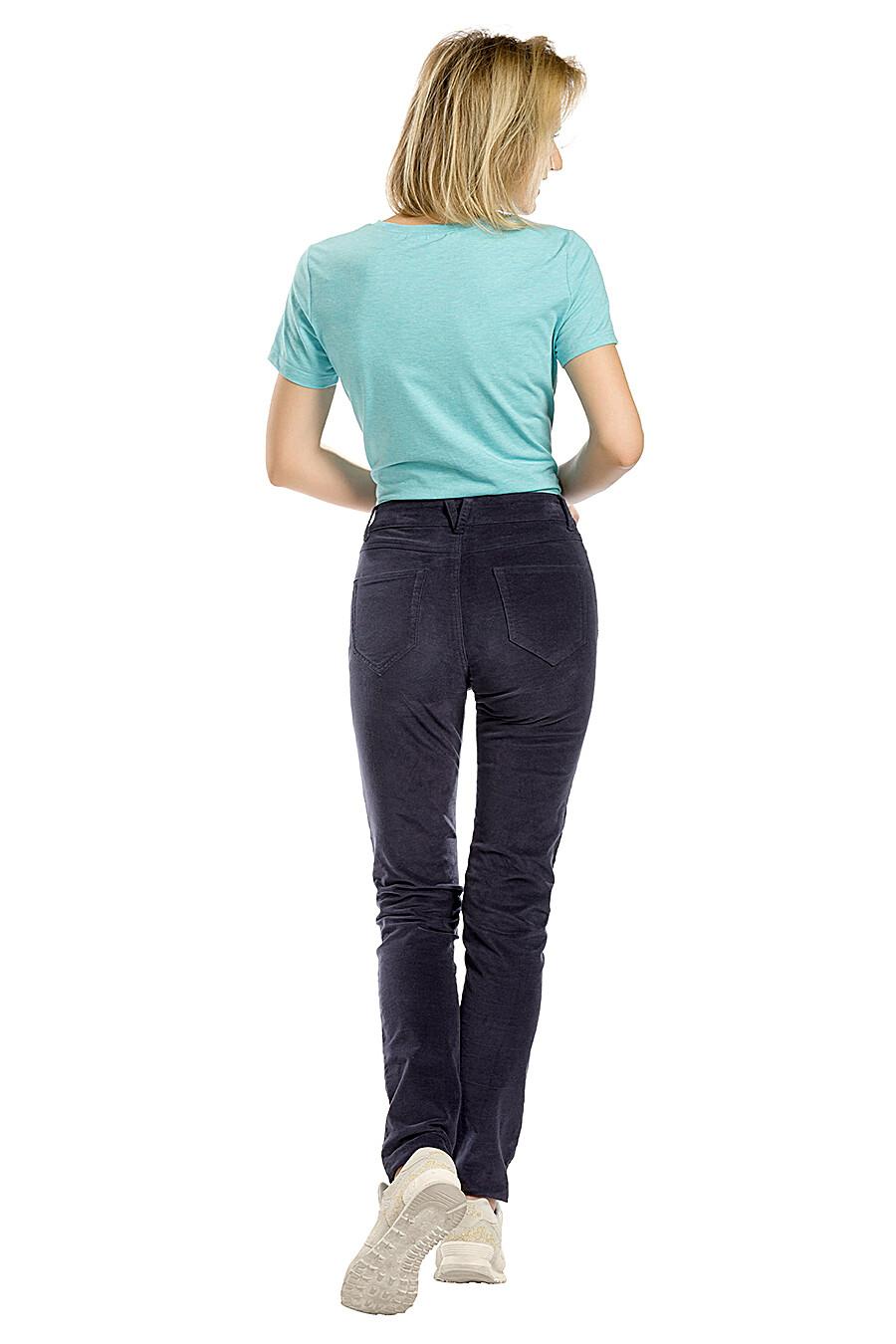 Брюки для женщин PELICAN 146636 купить оптом от производителя. Совместная покупка женской одежды в OptMoyo