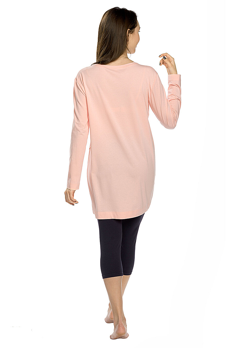 Комплект (Легинсы+Туника) для женщин PELICAN 146689 купить оптом от производителя. Совместная покупка женской одежды в OptMoyo