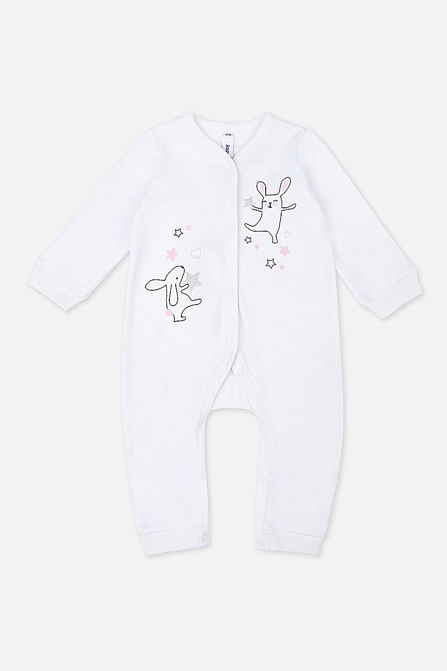 Комбинезон 2 шт. для девочек PLAYTODAY 147435 купить оптом от производителя. Совместная покупка детской одежды в OptMoyo