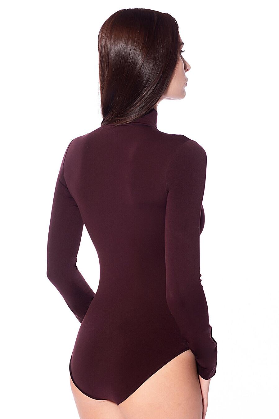Боди для женщин GIULIA 148368 купить оптом от производителя. Совместная покупка женской одежды в OptMoyo