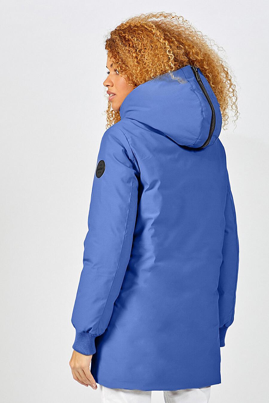 Пуховик для женщин TOM FARR 148405 купить оптом от производителя. Совместная покупка женской одежды в OptMoyo