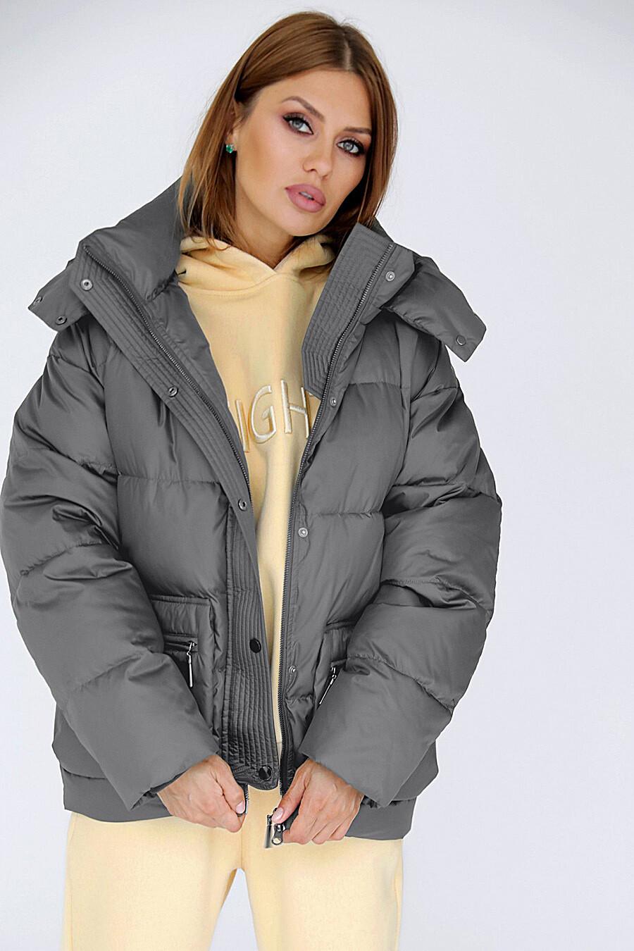 Куртка для женщин TOM FARR 148427 купить оптом от производителя. Совместная покупка женской одежды в OptMoyo