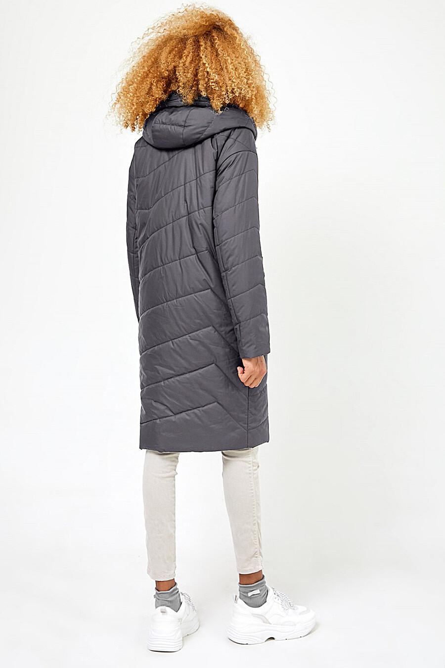 Пальто для женщин TOM FARR 148591 купить оптом от производителя. Совместная покупка женской одежды в OptMoyo