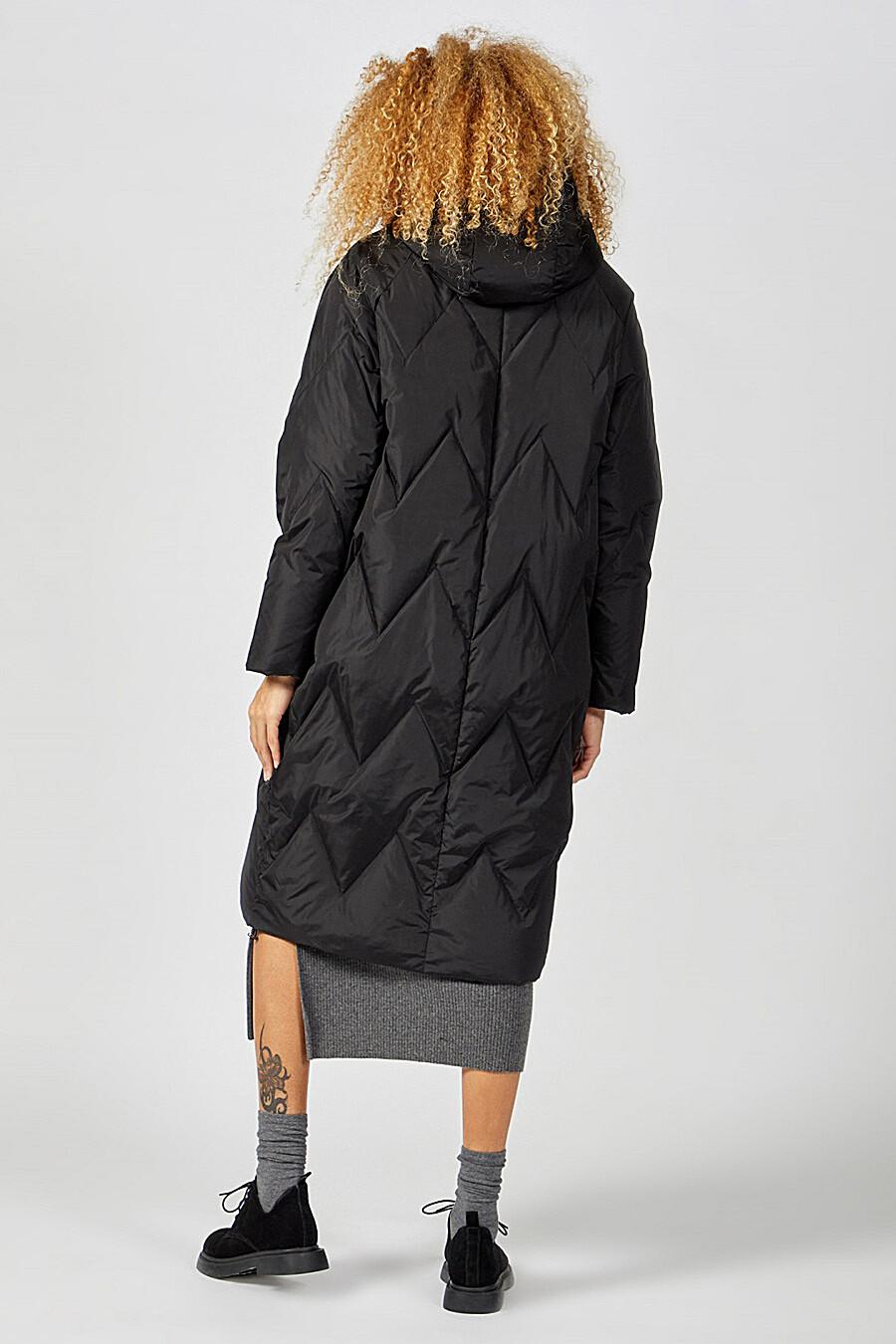 Пальто для женщин TOM FARR 148596 купить оптом от производителя. Совместная покупка женской одежды в OptMoyo