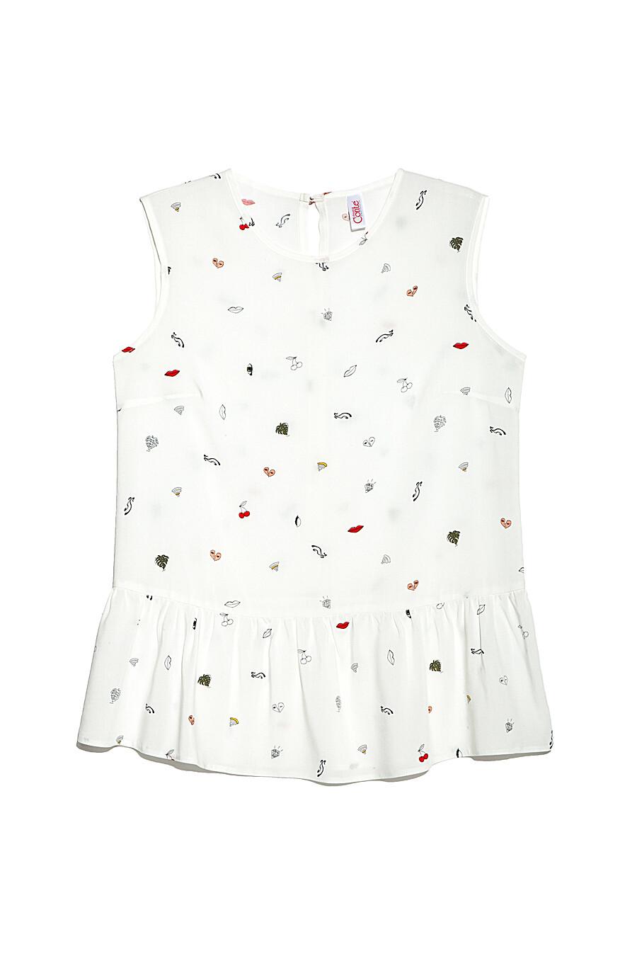 Блуза для женщин CONTE ELEGANT 148645 купить оптом от производителя. Совместная покупка женской одежды в OptMoyo