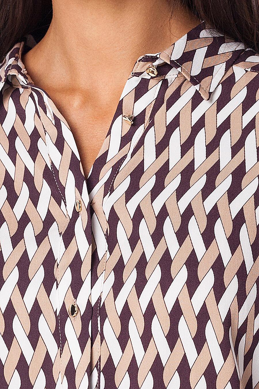 Блуза VILATTE (149375), купить в Optmoyo.ru