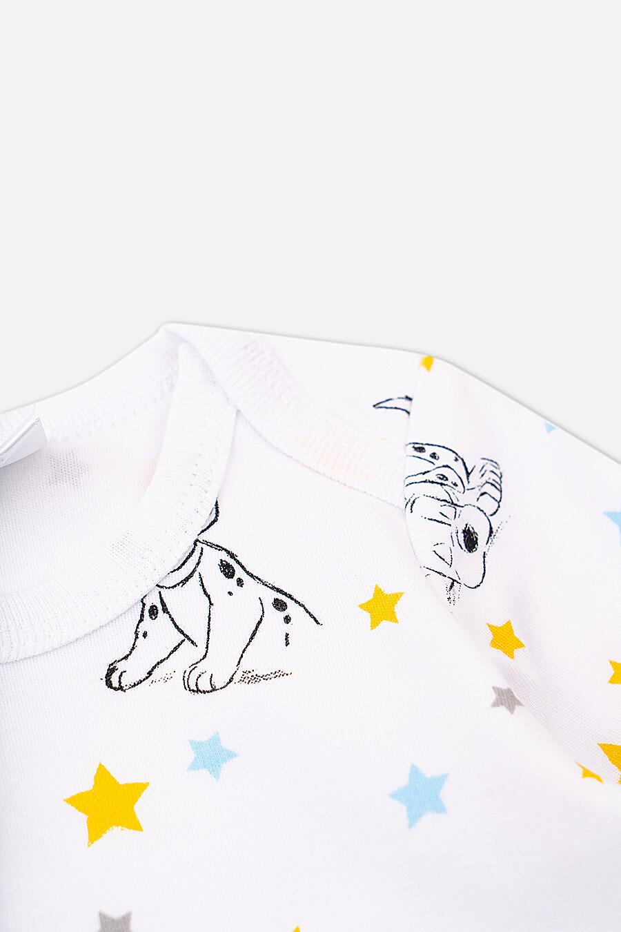 Боди 2 шт. для девочек PLAYTODAY 151849 купить оптом от производителя. Совместная покупка детской одежды в OptMoyo