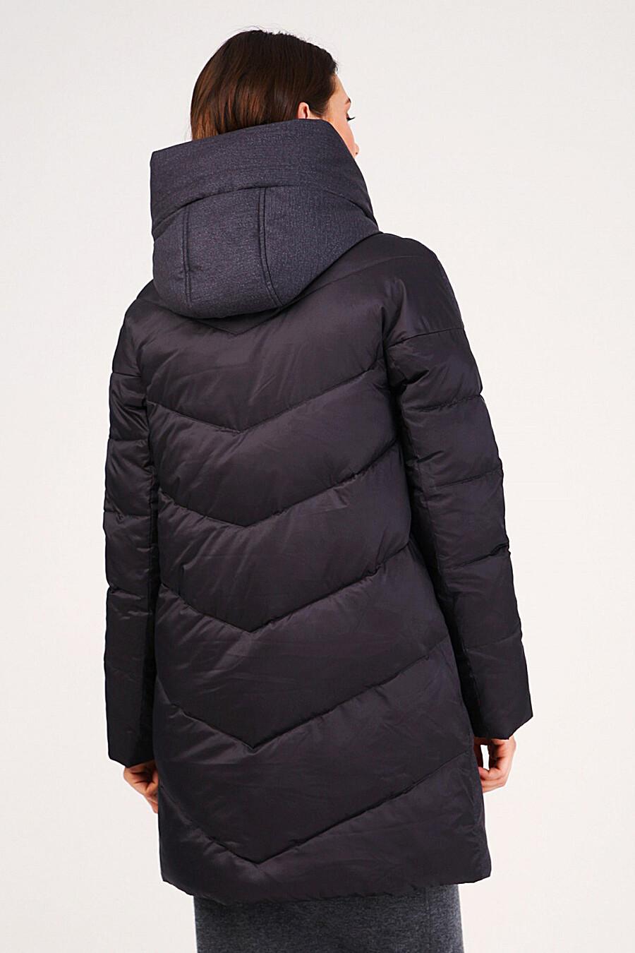 Пальто для женщин TOM FARR 155107 купить оптом от производителя. Совместная покупка женской одежды в OptMoyo