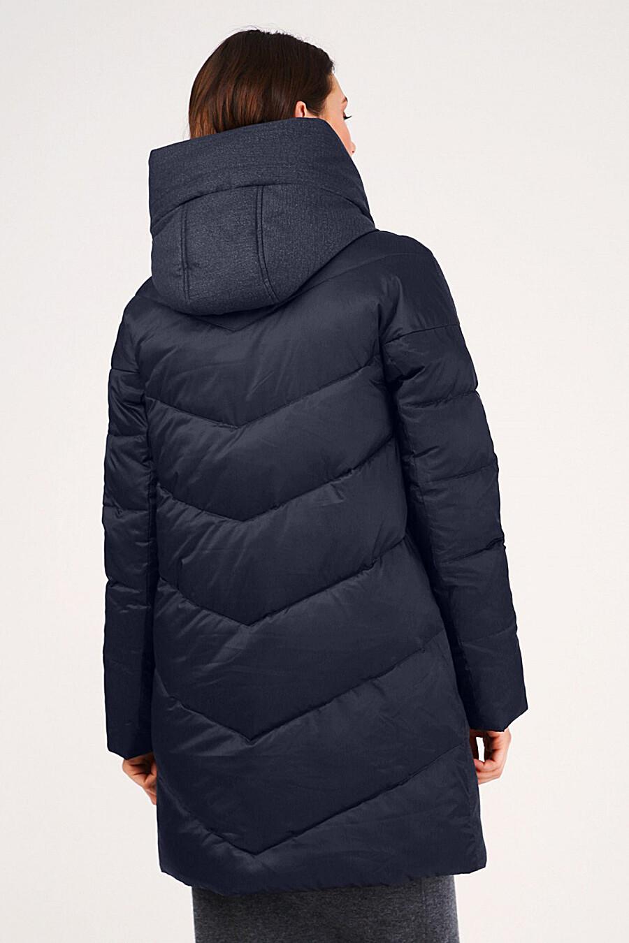 Пальто для женщин TOM FARR 155108 купить оптом от производителя. Совместная покупка женской одежды в OptMoyo