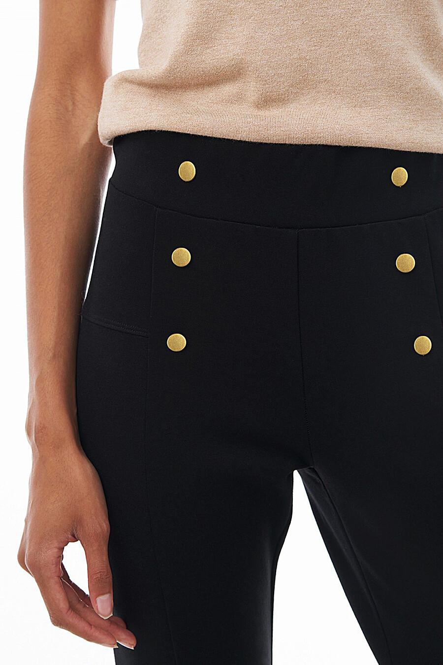 Брюки для женщин TOM FARR 155121 купить оптом от производителя. Совместная покупка женской одежды в OptMoyo