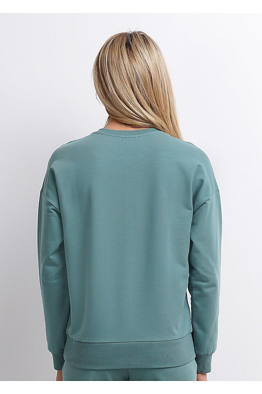 Толстовка для женщин CLEVER 155194 купить оптом от производителя. Совместная покупка женской одежды в OptMoyo