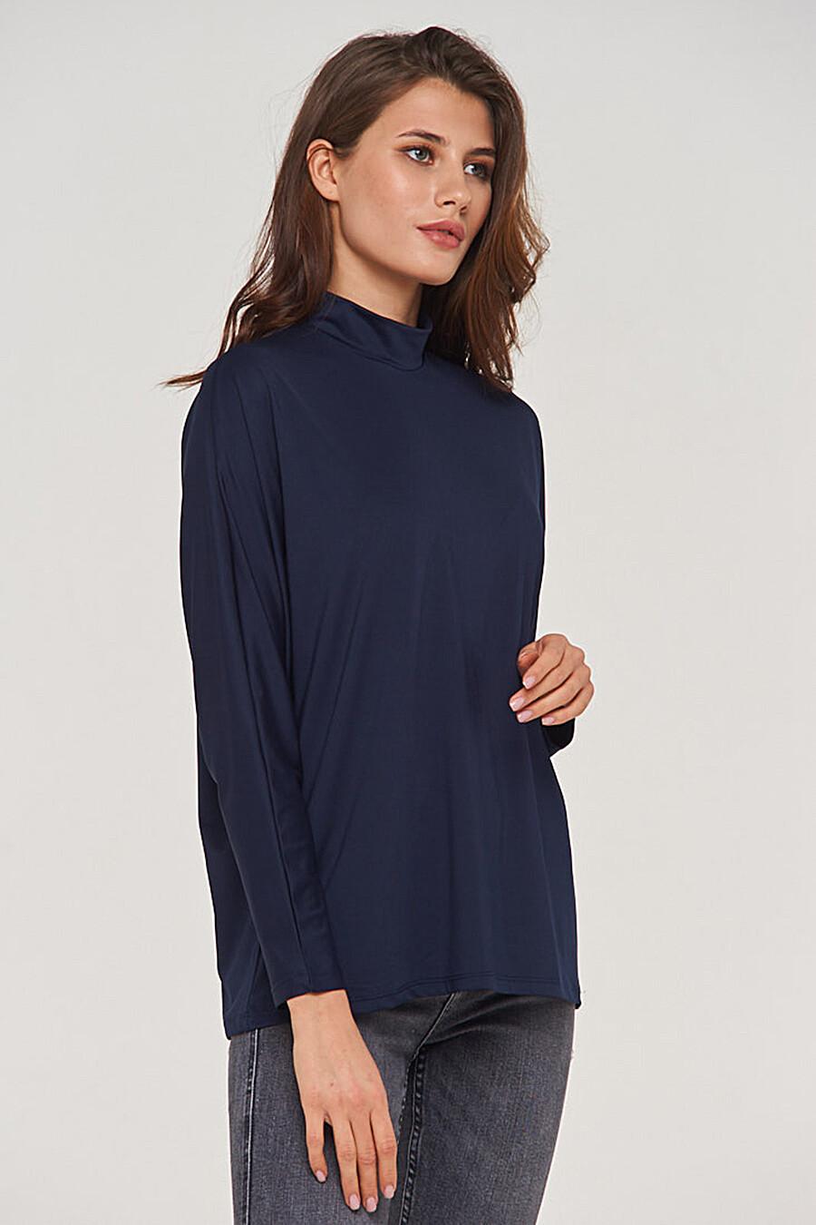 Водолазка для женщин VAY 155241 купить оптом от производителя. Совместная покупка женской одежды в OptMoyo