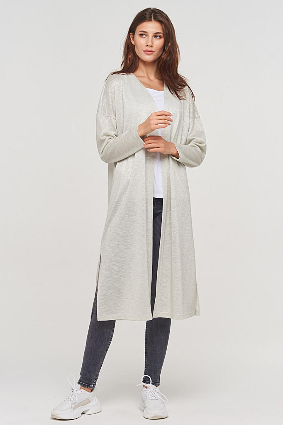 Кардиган для женщин VAY 155250 купить оптом от производителя. Совместная покупка женской одежды в OptMoyo