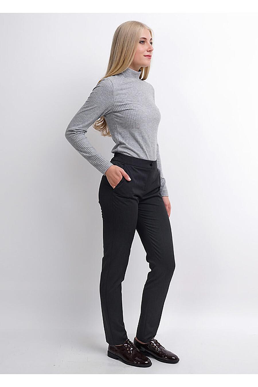 Брюки для женщин CLEVER 155502 купить оптом от производителя. Совместная покупка женской одежды в OptMoyo