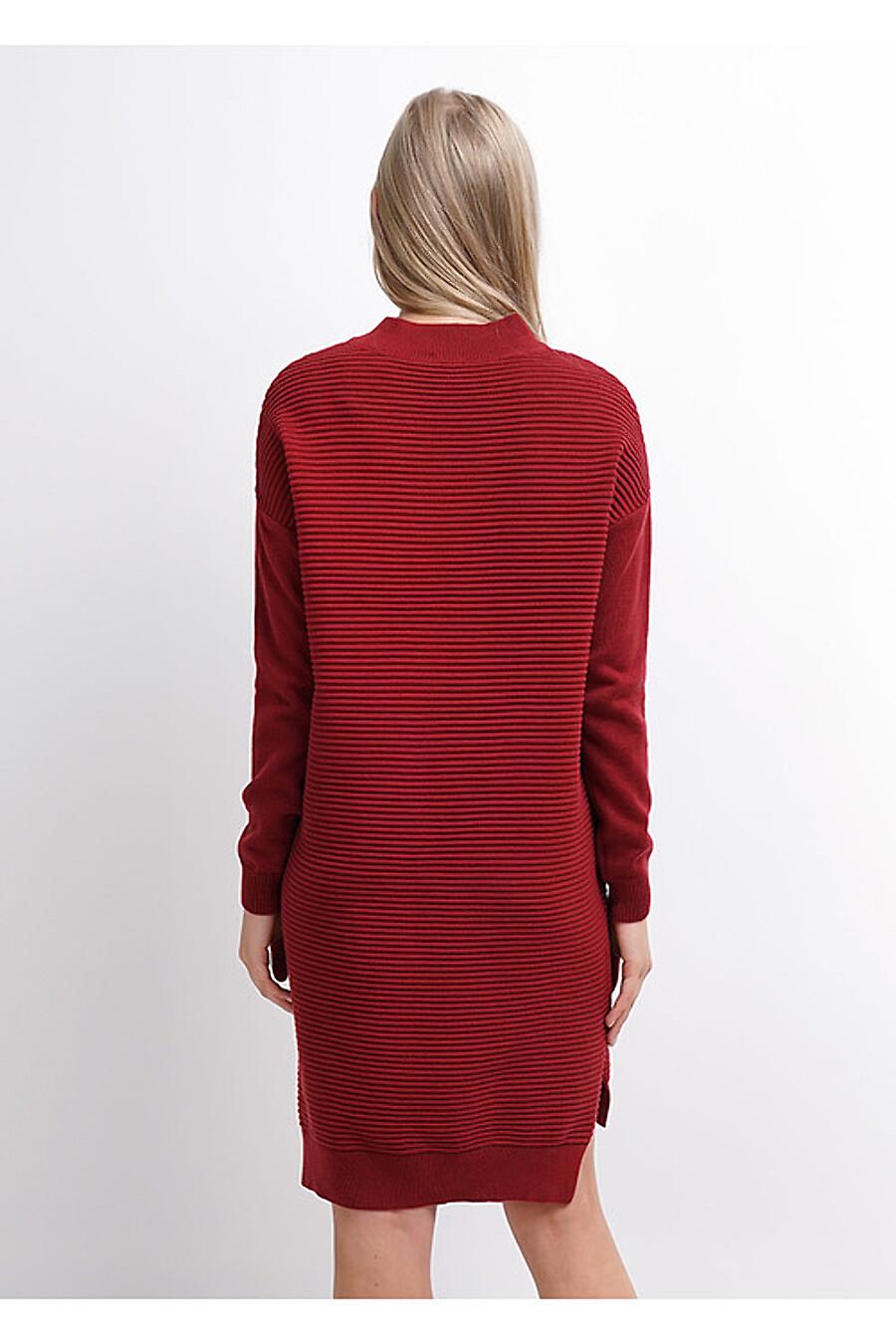 Платье для женщин CLEVER 155544 купить оптом от производителя. Совместная покупка женской одежды в OptMoyo