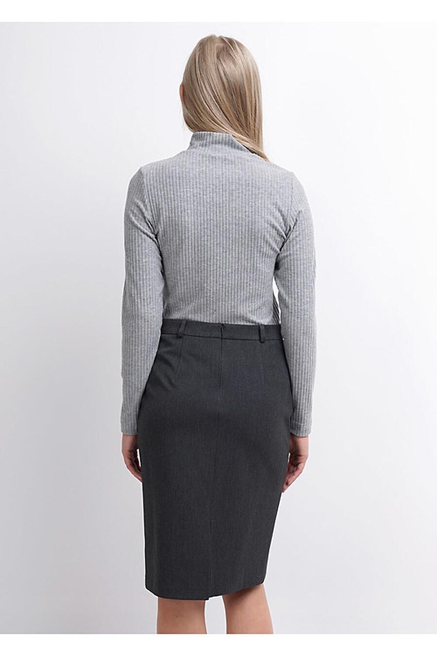Юбка для женщин CLEVER 155562 купить оптом от производителя. Совместная покупка женской одежды в OptMoyo
