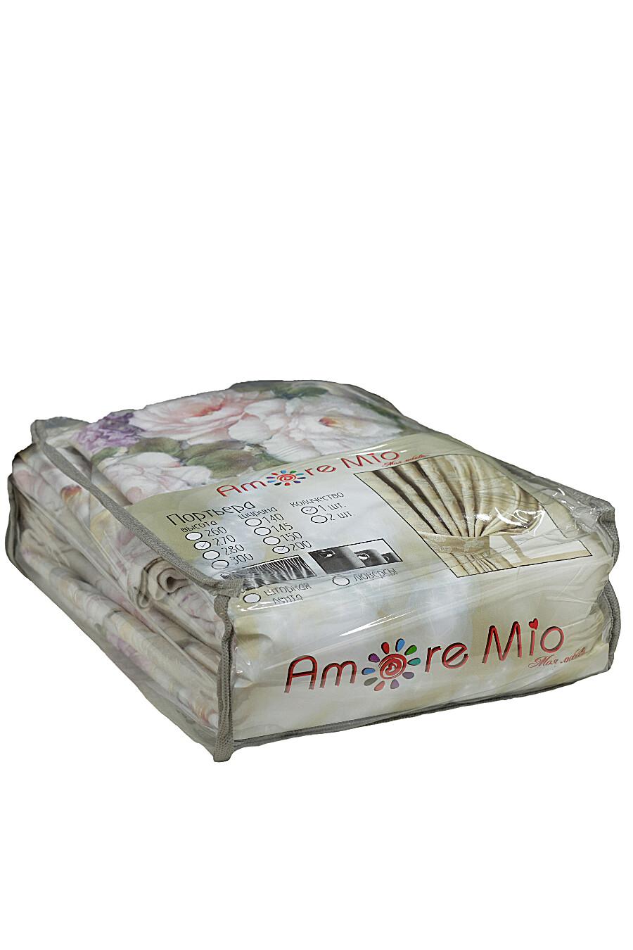 Штора для дома AMORE MIO 156212 купить оптом от производителя. Совместная покупка товаров для дома в OptMoyo