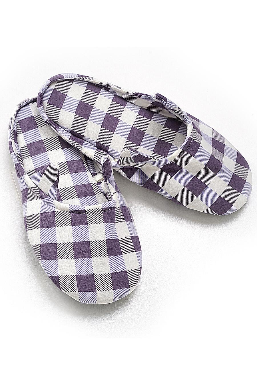 Тапки для женщин CLEVER 156346 купить оптом от производителя. Совместная покупка женской одежды в OptMoyo