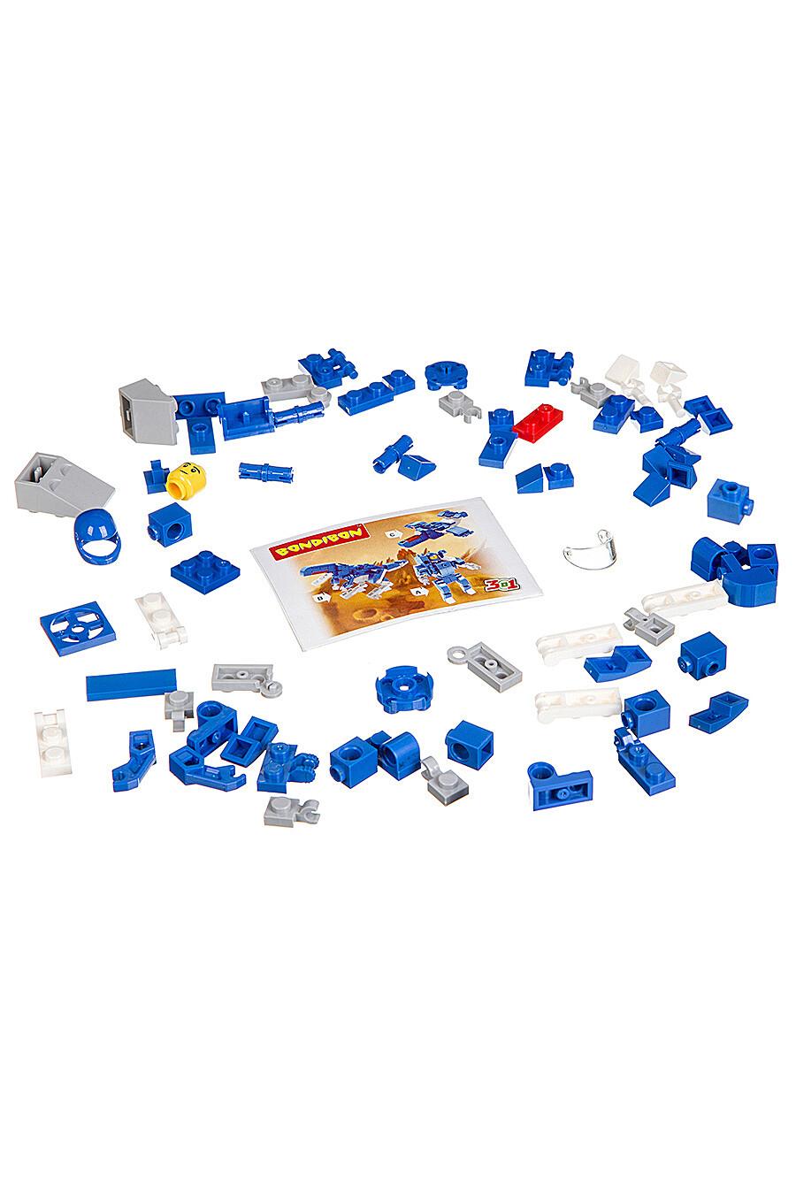 Мини-конструктор для детей BONDIBON 157342 купить оптом от производителя. Совместная покупка игрушек в OptMoyo