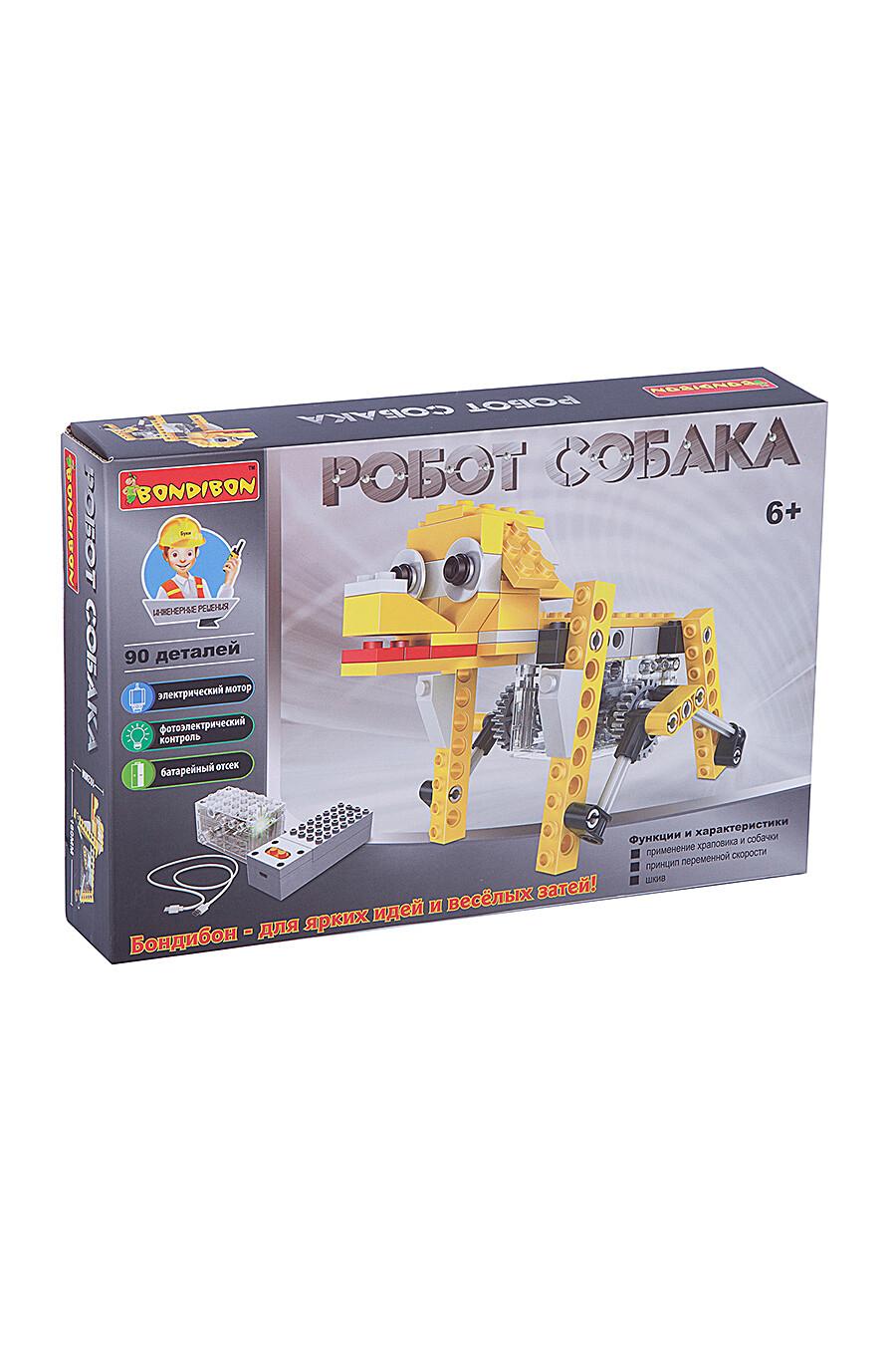 Конструктор для детей BONDIBON 157379 купить оптом от производителя. Совместная покупка игрушек в OptMoyo