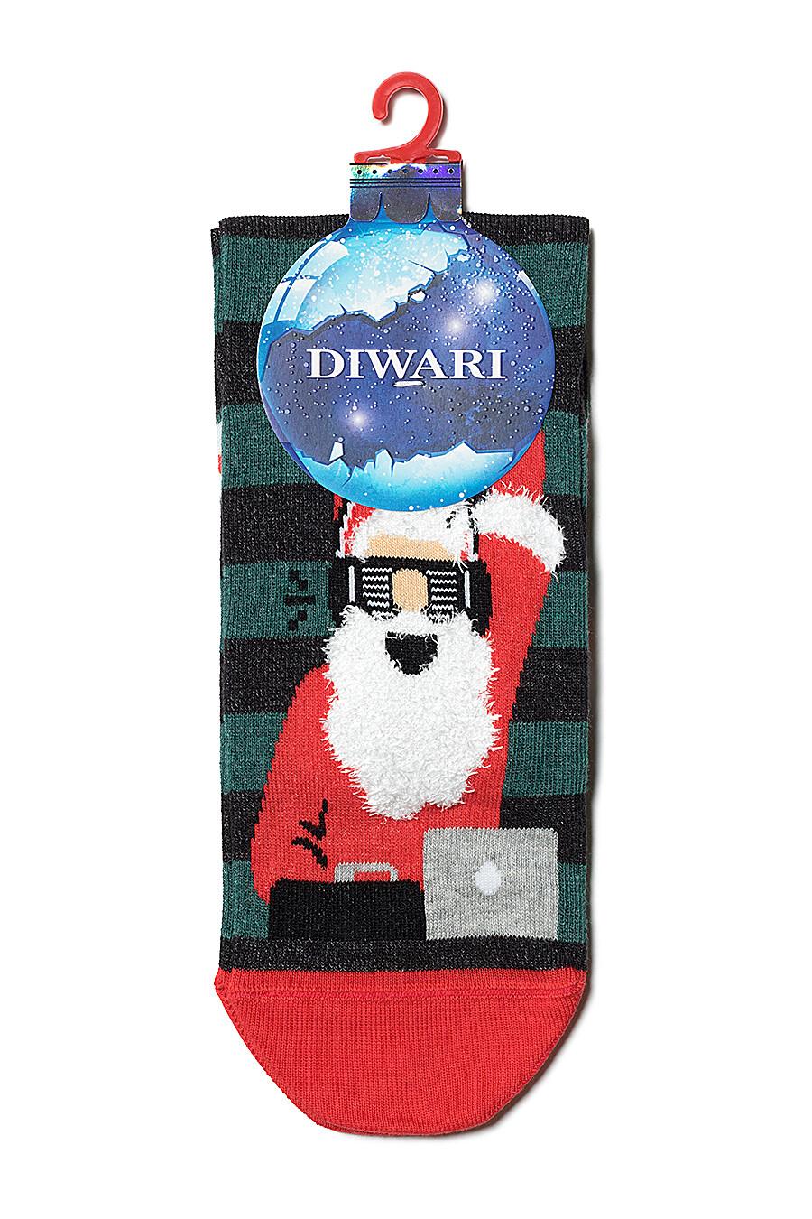 Носки для мужчин DIWARI 158432 купить оптом от производителя. Совместная покупка мужской одежды в OptMoyo