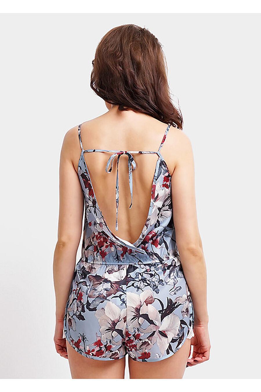 Полукомбинезон для женщин CLEVER 158760 купить оптом от производителя. Совместная покупка женской одежды в OptMoyo