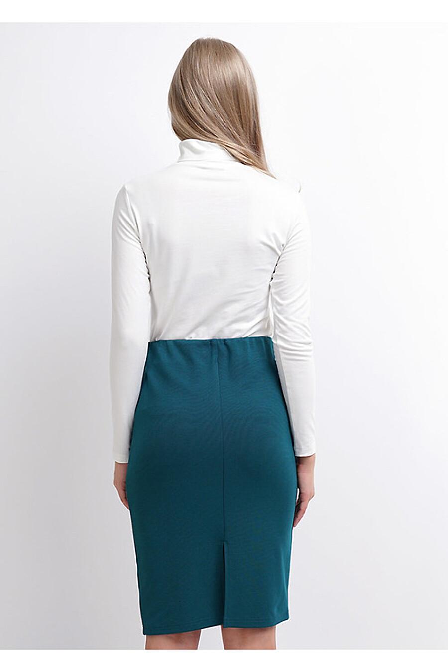 Юбка для женщин CLEVER 158765 купить оптом от производителя. Совместная покупка женской одежды в OptMoyo