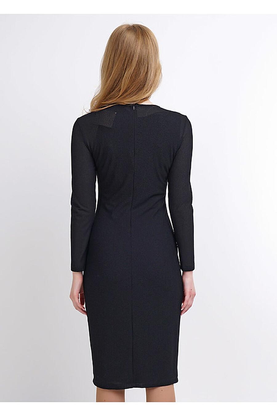 Платье для женщин CLEVER 158793 купить оптом от производителя. Совместная покупка женской одежды в OptMoyo