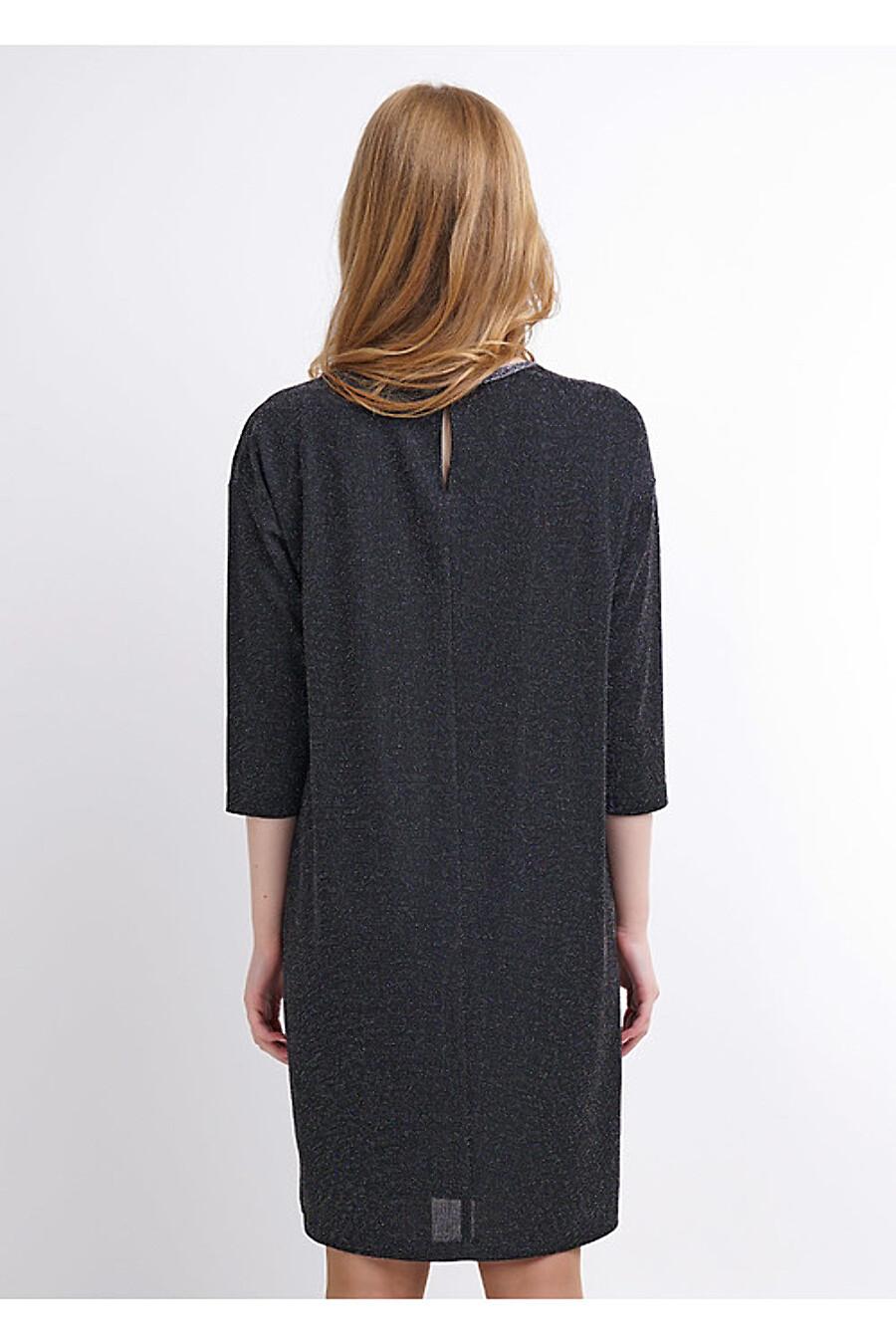 Платье для женщин CLEVER 158805 купить оптом от производителя. Совместная покупка женской одежды в OptMoyo