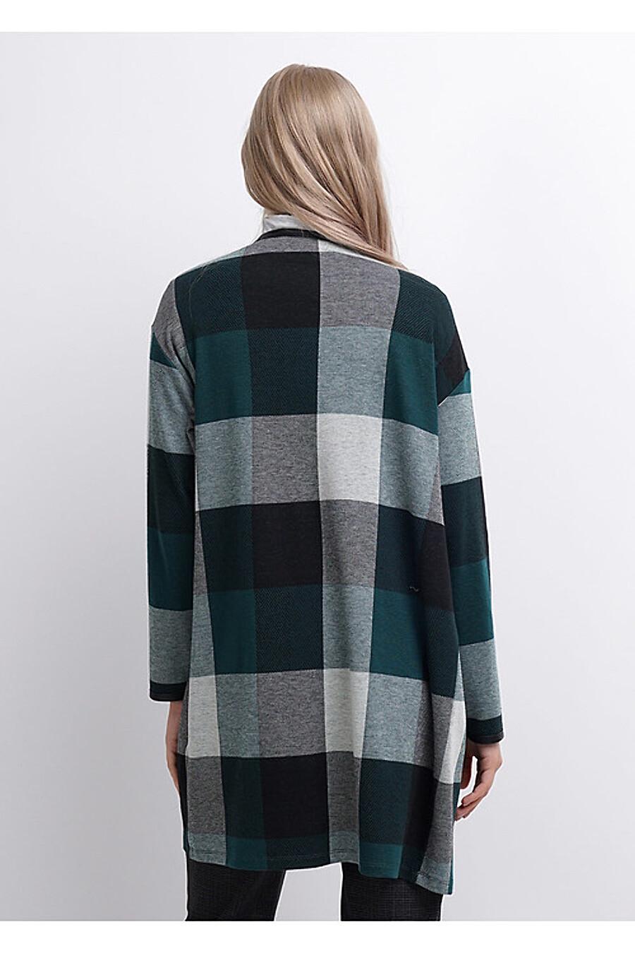 Жакет для женщин CLEVER 159014 купить оптом от производителя. Совместная покупка женской одежды в OptMoyo