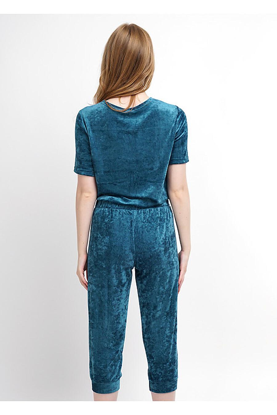Бриджи для женщин CLEVER 159160 купить оптом от производителя. Совместная покупка женской одежды в OptMoyo