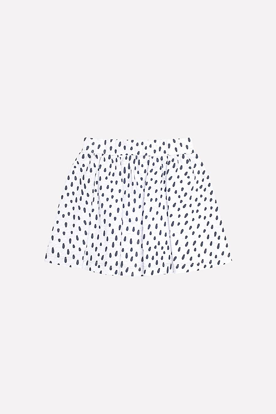 Юбка для девочек CROCKID 161166 купить оптом от производителя. Совместная покупка детской одежды в OptMoyo
