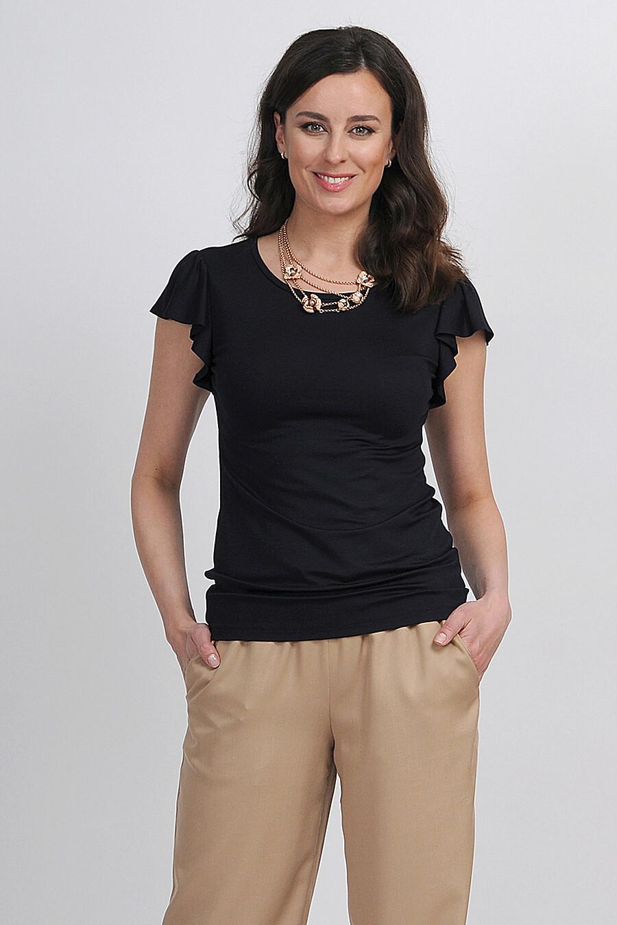 Блуза для женщин Vemina 161290 купить оптом от производителя. Совместная покупка женской одежды в OptMoyo