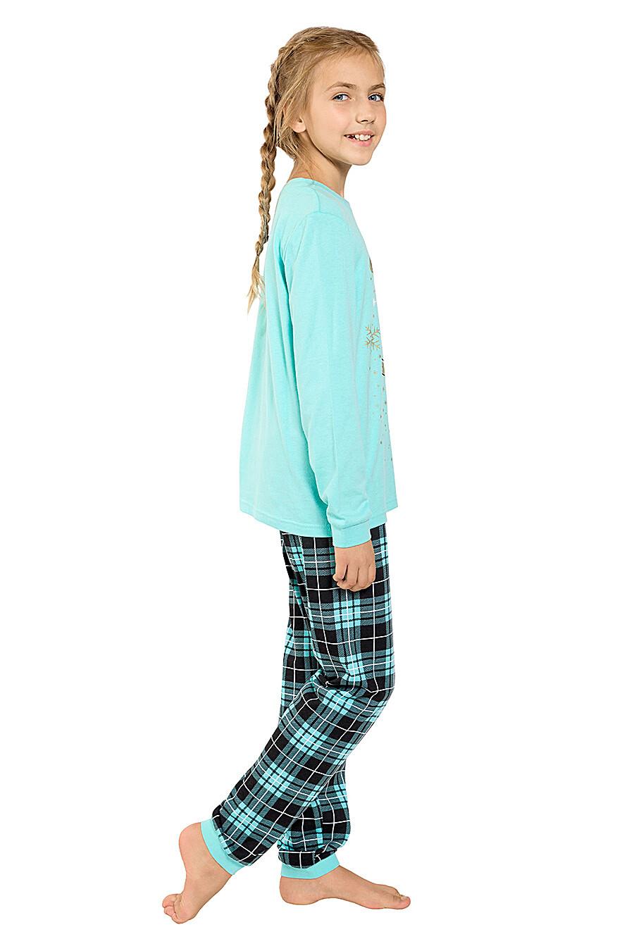 Пижама для девочек PELICAN 161314 купить оптом от производителя. Совместная покупка детской одежды в OptMoyo