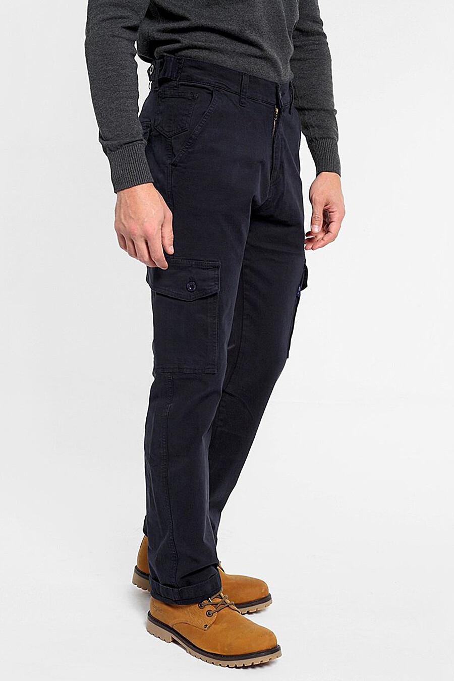 Брюки для мужчин F5 161324 купить оптом от производителя. Совместная покупка мужской одежды в OptMoyo