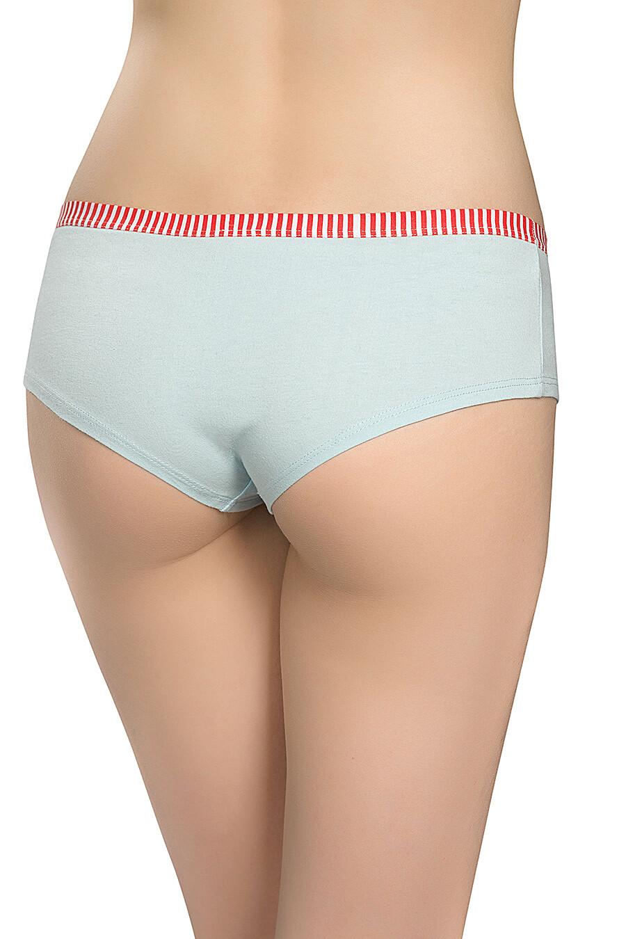Трусы для женщин PELICAN 161362 купить оптом от производителя. Совместная покупка женской одежды в OptMoyo