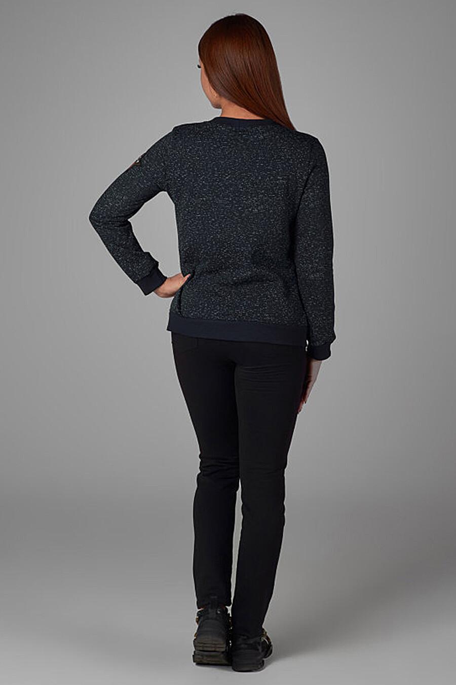 Свитшот для женщин ALTEX 161401 купить оптом от производителя. Совместная покупка женской одежды в OptMoyo