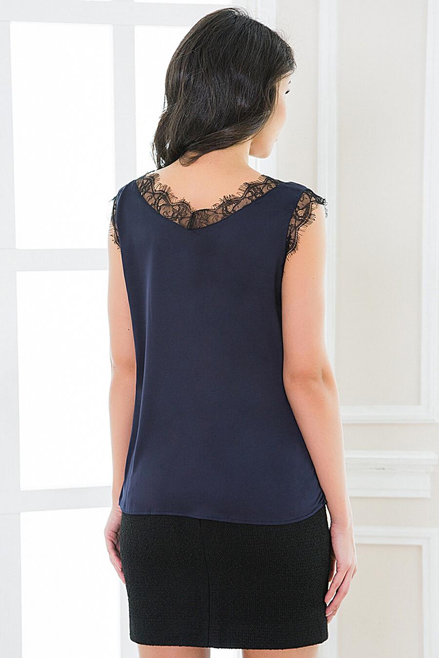 Топ для женщин KOTIS 161425 купить оптом от производителя. Совместная покупка женской одежды в OptMoyo
