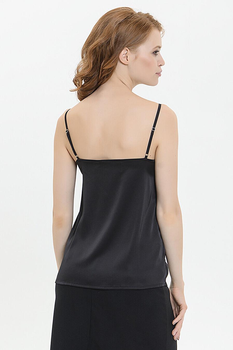 Топ для женщин KOTIS 161435 купить оптом от производителя. Совместная покупка женской одежды в OptMoyo