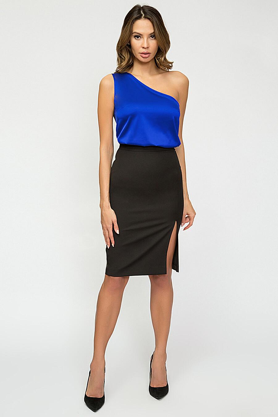 Топ для женщин KOTIS 161444 купить оптом от производителя. Совместная покупка женской одежды в OptMoyo
