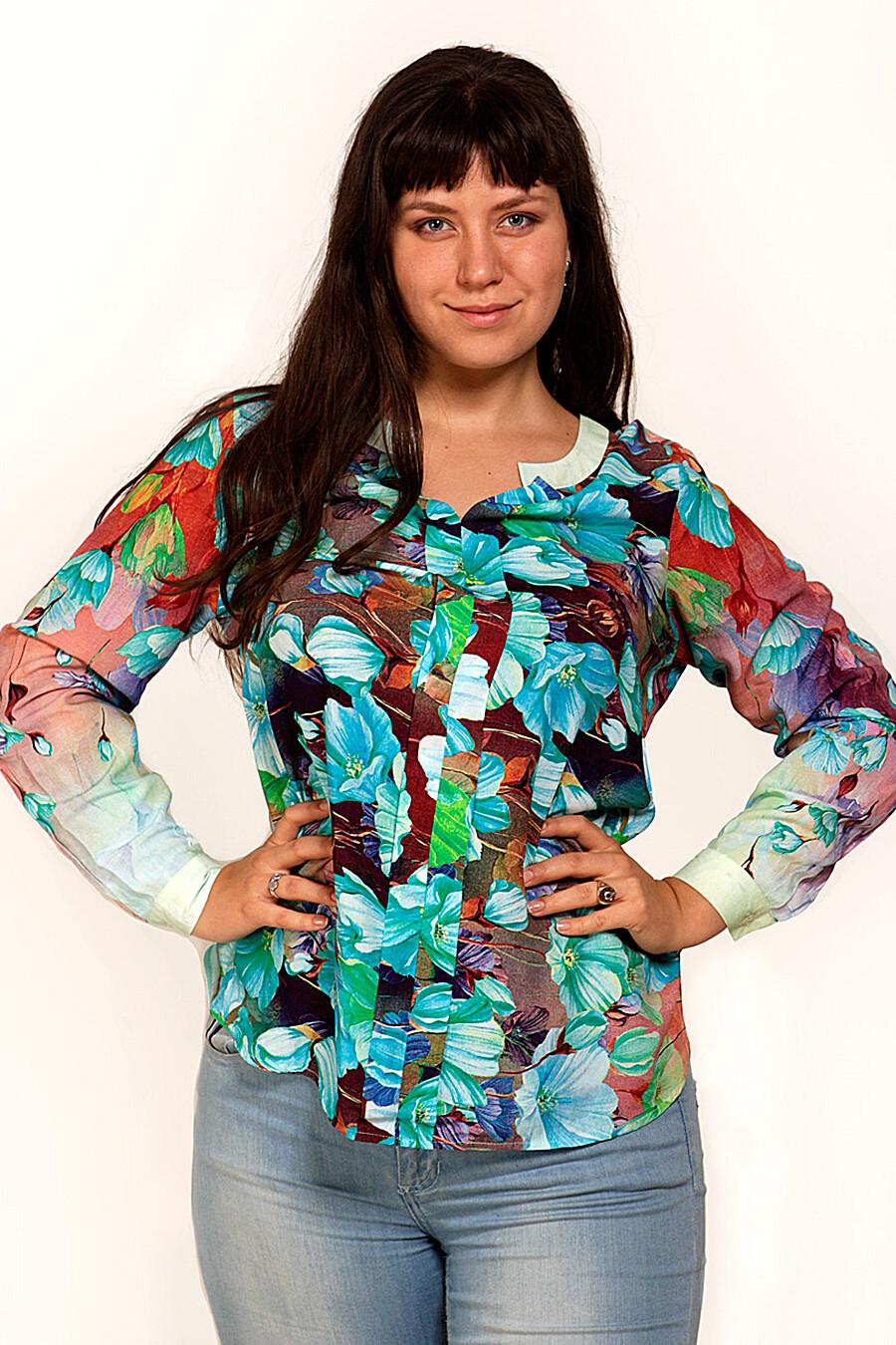 Блуза DREAM WORLD (165411), купить в Moyo.moda