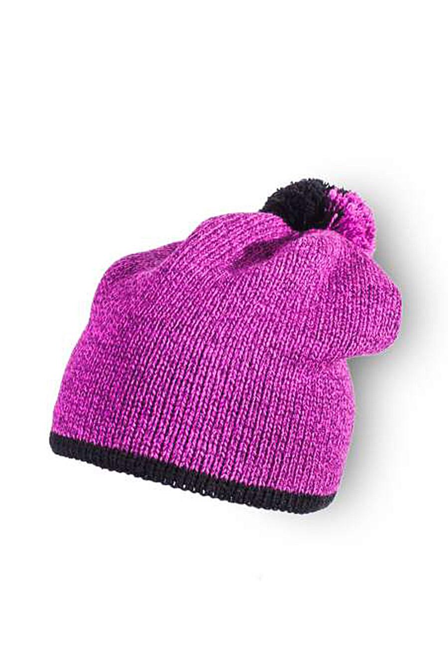 Шапка для девочек ESLI 165630 купить оптом от производителя. Совместная покупка детской одежды в OptMoyo
