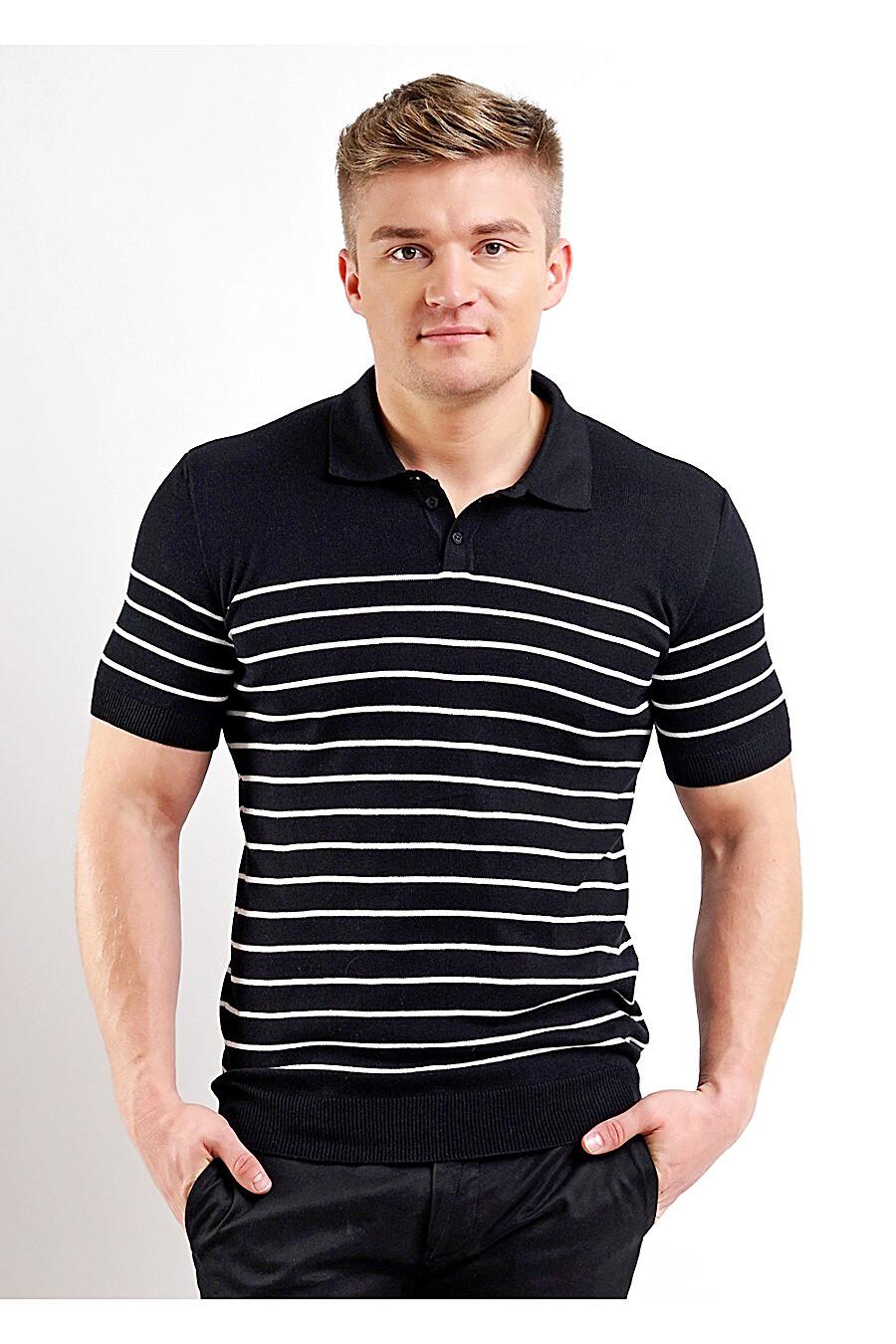 Футболка для мужчин CLEVER 169325 купить оптом от производителя. Совместная покупка мужской одежды в OptMoyo